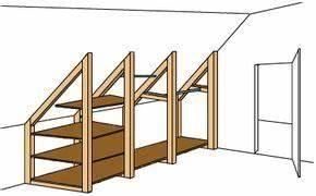 Möbel Für Dachschrägen Selber Bauen : schrank f r dachschr gen einrichten pinterest schr nke f r dachschr gen dachschr ge und ~ Markanthonyermac.com Haus und Dekorationen