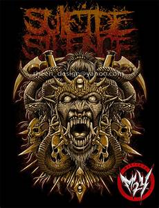 SUICIDE SILENCE by rheen on DeviantArt
