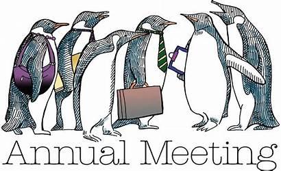 Meeting Annual Clipart Church Business Parish Meetings