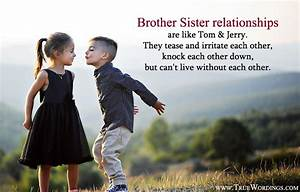 Brother Sister ... Mom N Sis Quotes