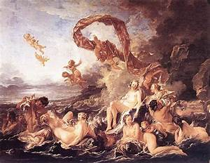 The Birth of Venus by François Boucher - ArtinthePicture.com