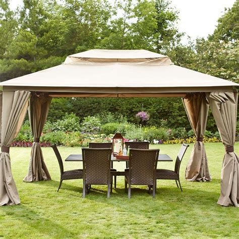 hton bay patio umbrella replacement canopy home depot patio gazebo patio gazebo canopy hton bay the