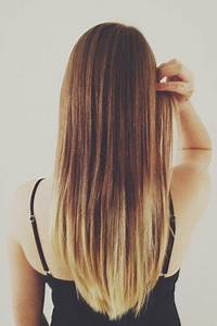 Straight Ombre Hair Tumblr Back View Bne | Background ...