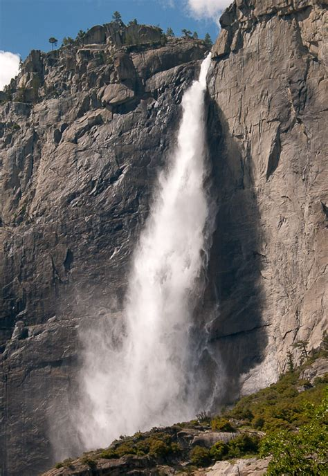 Yosemite Falls California United States World