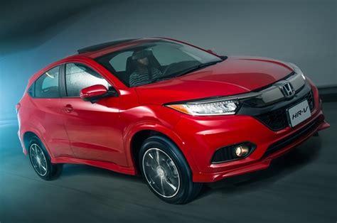 Honda Hrv 2019.– Eficiente Motor 1.8 De 141 Bhp Y Rediseño