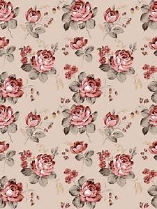 Vintage Rose Wallpaper by tfaswift | We Heart It