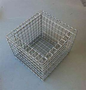 Kit A Gabion : build your own gabion planter kit ~ Premium-room.com Idées de Décoration