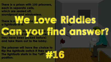 Hard Halloween Scavenger Hunt Riddles by Riddles And Answers 16 Prison Youtube