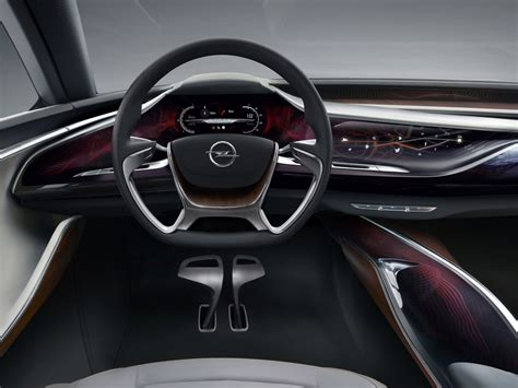 2013 Opel Monza Concept Supercar Interior W Wallpaper