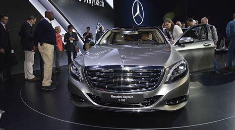 Optimal turning radius and maneuverability. No AMG versions of new Maybach models, boss confirms by CAR Magazine