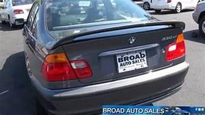 2001 Bmw 3-series 330xi All-wheel-drive Sedan
