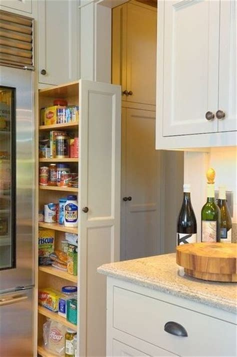 pull out pantry replace broom closet for my kitchen