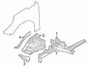Hyundai Sonata Apron Assy Bracket  Fender Apron Bracket
