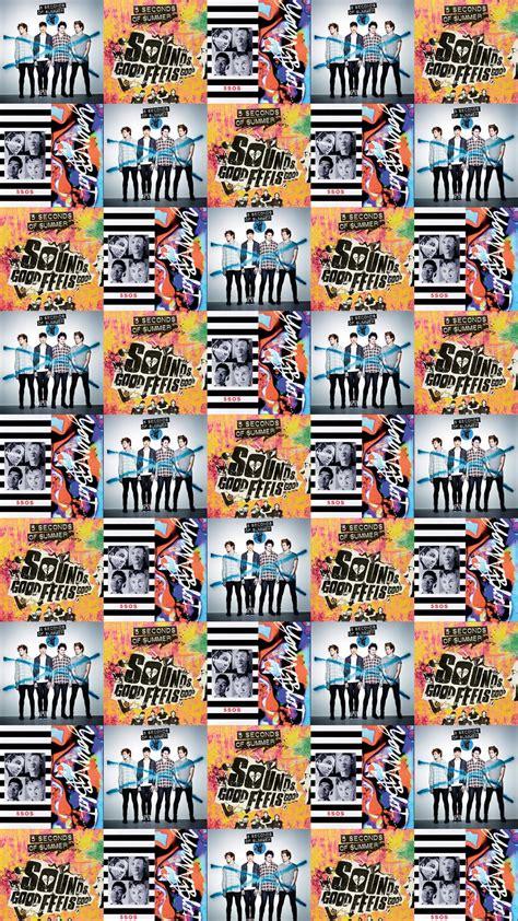 Fall Out Boy Wallpapers Desktop 5 Seconds Of Summer Tiled Desktop Wallpaper