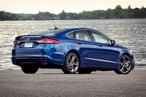 Ford Fusion Horsepower by 2017 Ford Fusion Reviews Research Fusion Prices Specs