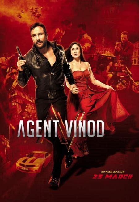 agent vinod  stills posters wowin