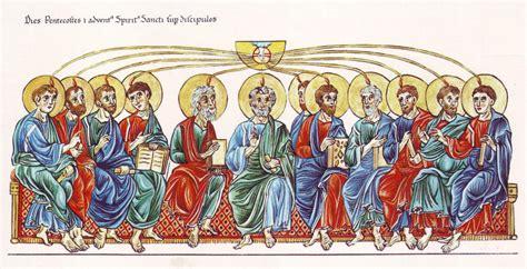Pfingsten  Heiliger Geist  Was feiern wir da eigentlich