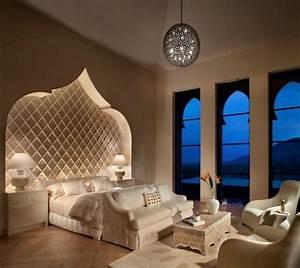 Schlafzimmer Lampen Design : orientalische stoffe gro e fenster lampen bett design weises schlafzimmer lampen luxusdesign ~ Markanthonyermac.com Haus und Dekorationen