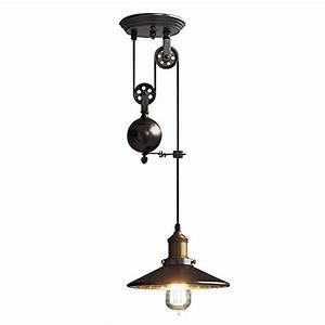 Kronleuchter Metall Schwarz : h ngelampen und andere lampen von niuyao online kaufen bei m bel garten ~ Orissabook.com Haus und Dekorationen