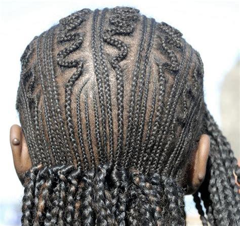 happening braids  men style  flaunt