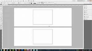 Setting up a trifold brochure in adobe indesign cs5 youtube for How to set up a trifold brochure in indesign