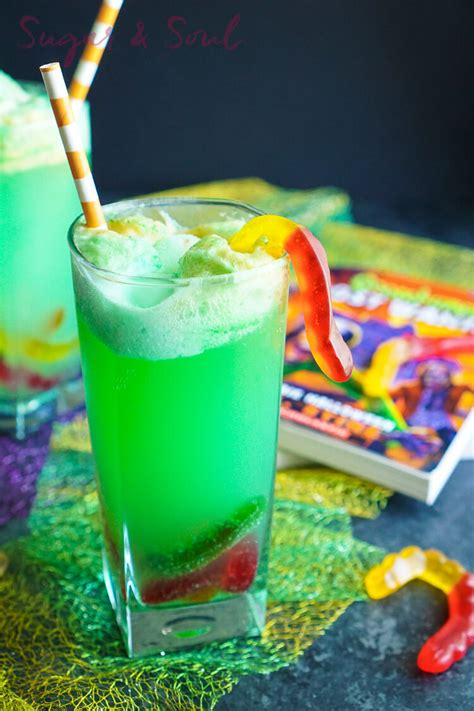 Best Halloween Books To Read by Goosebumps Halloween Punch Recipe Sugar Amp Soul
