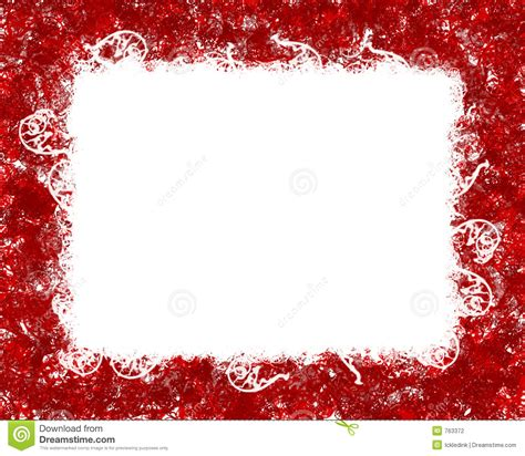 red frame stock photography image