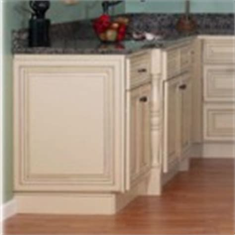 how to install kitchen cabinet end panels installing cabinet end panels 9441