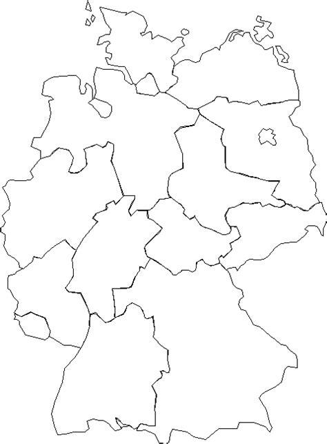 Carte Allemagne Vierge by T 233 L 233 Chargement Fonds De Cartes Europe