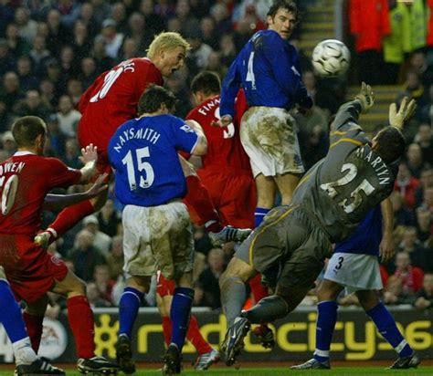 The WORST XI to have played in a Liverpool v Everton ...