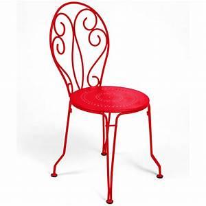 Chaise Bistro Fermob : chaise bistro fermob soldes ~ Melissatoandfro.com Idées de Décoration
