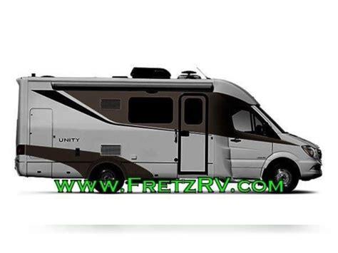 Build & price your custom configured unity by leisure travel vans. 2020 Leisure Travel Van Mercedes Diesel Unity Tb Twin Bed B Van Fretz Rv For Sale in Souderton ...