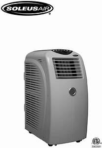 Soleus Air Air Conditioner 000 Btu Evaporative Portable