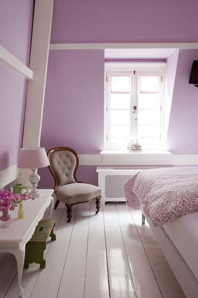 lavender painted rooms color craze radiant orchid heather zerah interiors
