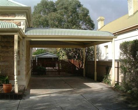 hip roof carports concept adelaide bullnose carport a picture of elegance no bull