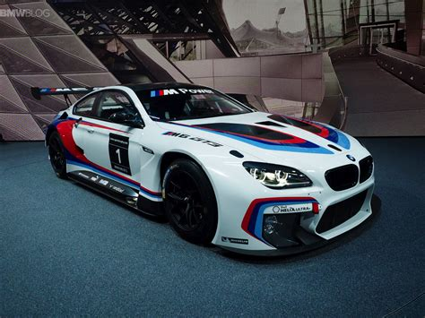Bmw M6 Gt3 Photos And Videos From Frankfurt Motor Show