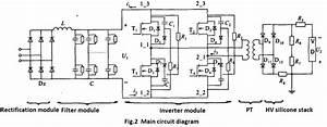 High Frequency Inverter Circuit Diagram  U2013 Powerking Co