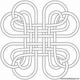 Donteatthepaste Celtic Knot Coloring sketch template