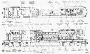 Ge Locomotive Parts Diagram