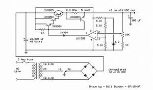 How To Build Variable 3   3 Amp Power Supply