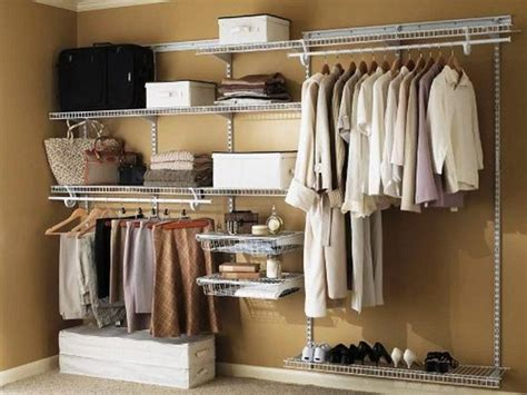 cheap walk in closet simple built in closet ideas with white drawers also valet