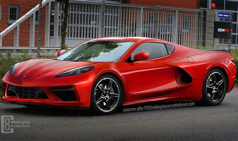 C8 Mid-engine Corvette Zora News, Photos, Rumors And More