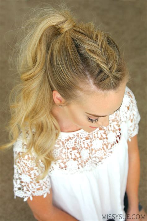perfect holiday braided hairstyles  missy sue