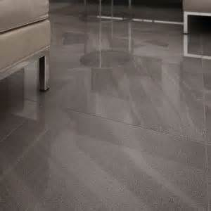 kando sand wave graphite grey porcelain polished wall floor 60x6