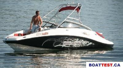 Sea Doo Boat Msrp by 2009 Sea Doo Sportboat 230 Wake Buyers Guide Boattest Ca