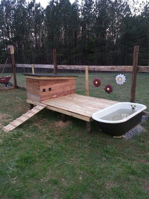 Our Perfect Duck House! One Week After Work Project My