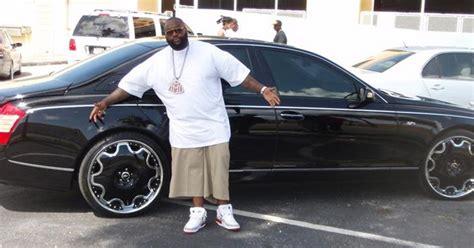 rick ross maybach car rick ross maybach celebrities cars
