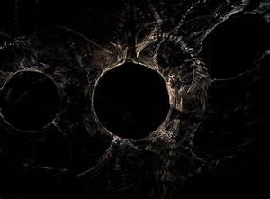 Black Bullet Hole Wallpaper Image Wallpaper | WallpaperLepi