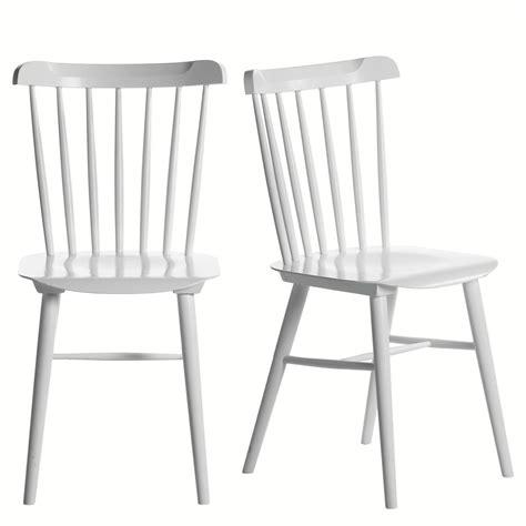 chaises cuisine blanches table rabattable cuisine chaise cuisine fly