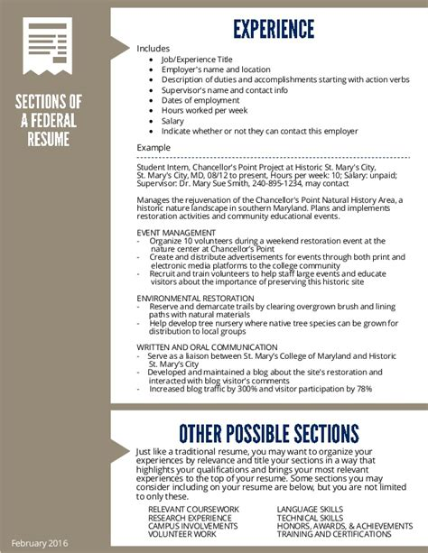 Federal Resume Writing Guide by Best Resume Writing Services Federal Www Jaenacoge Es